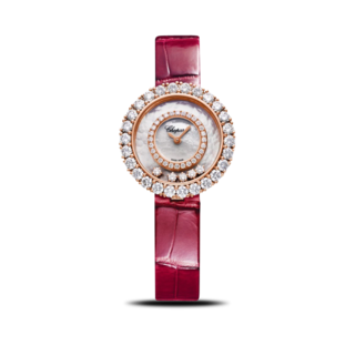 Chopard Damenuhr Happy Diamonds Joaillerie 205369-5001