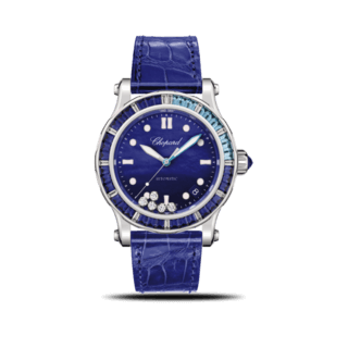 Chopard Damenuhr Happy Ocean Automatik 274945-1001