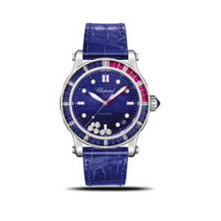 Chopard Damenuhr Happy Ocean Automatik 274945-1002