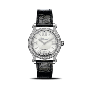 Chopard Damenuhr Happy Sport Medium 36 mm 278573-3003