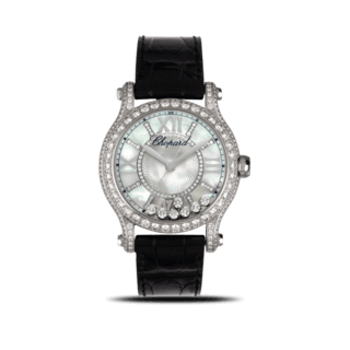 Chopard Damenuhr Happy Sport Medium Automatik 274891-1008