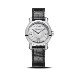 Chopard Damenuhr Happy Sport Mini Automatik 278573-3001