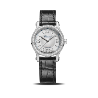 Chopard Damenuhr Happy Sport Mini Automatik 278573-3003