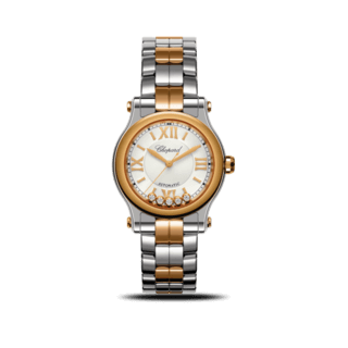 Chopard Damenuhr Happy Sport Mini Automatik 278573-6009