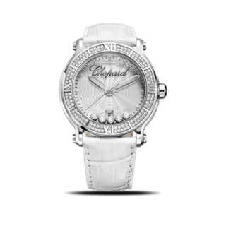 Chopard Damenuhr Happy Sport Quarz 288525-3003