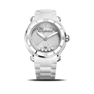 Chopard Damenuhr Happy Sport XL Quarz 288525-3002