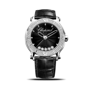 Chopard Damenuhr Happy Sport XL Quarz 288525-3006