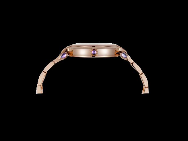 Damenuhr Chopard Imperiale Automatik mit silberfarbenem Zifferblatt und Roségoldarmband bei Brogle