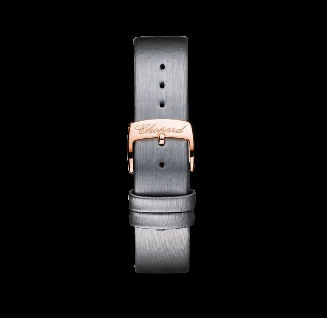 Damenuhr Chopard Imperiale Automatik mit grauem Zifferblatt und Textilarmband bei Brogle