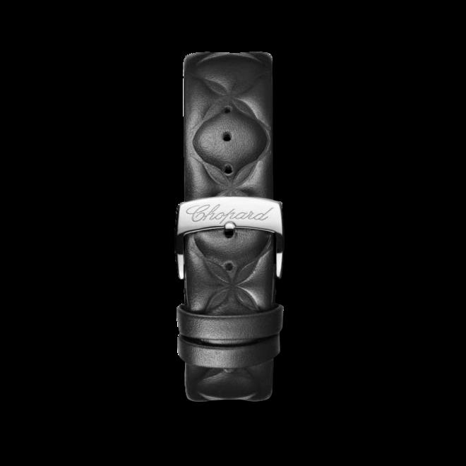 Damenuhr Chopard Imperiale Automatik mit schwarzem Zifferblatt und Kalbsleder-Armband bei Brogle