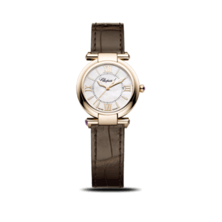 Chopard Damenuhr Imperiale Quarz 28mm 384238-5001