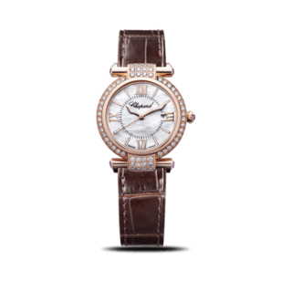 Chopard Damenuhr Imperiale Quarz 28mm 384238-5003