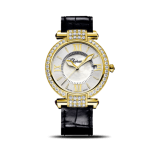 Chopard Damenuhr Imperiale Quarz 36mm 384221-0003