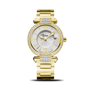 Chopard Damenuhr Imperiale Quarz 36mm 384221-0004