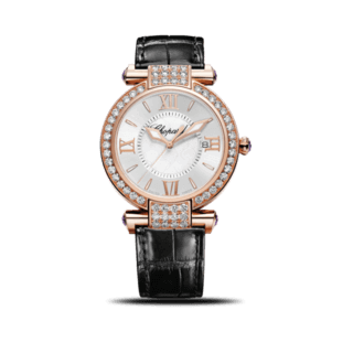 Chopard Damenuhr Imperiale Quarz 36mm 384221-5002