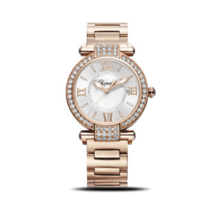 Chopard Damenuhr Imperiale Quarz 36mm 384221-5004
