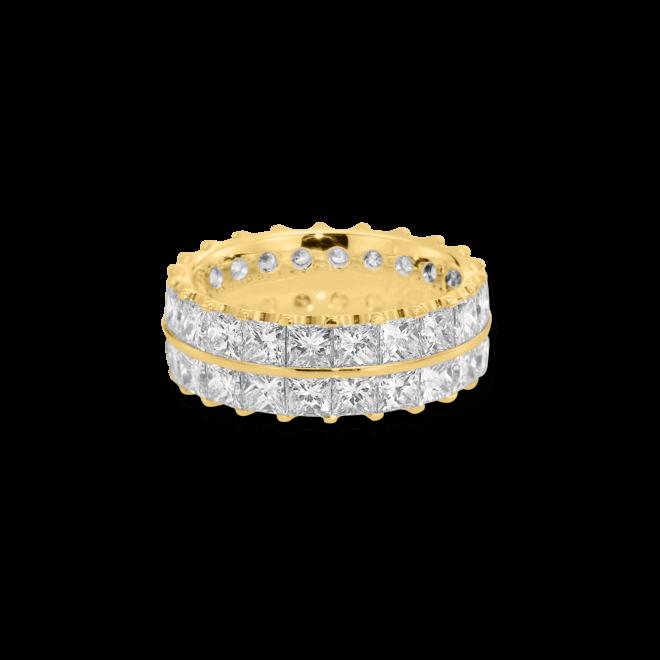Memoirering Christian Bauer aus 750 Gelbgold mit 44 Diamanten (7,22 Karat) bei Brogle