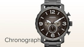 Chronographen Fossil