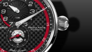 Chronoswiss Regulator Classic Carbon Racer 41mm