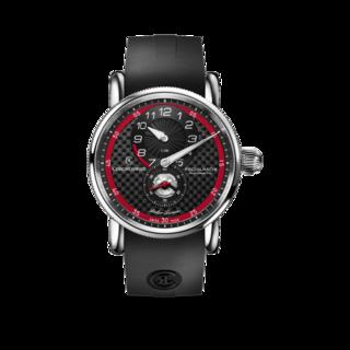 Chronoswiss Armbanduhr Regulator Classic Carbon Racer CH-8773-CARE/71-1