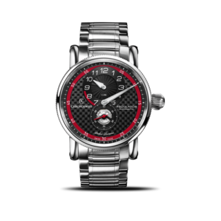 Chronoswiss Armbanduhr Regulator Classic Carbon Racer CH-8773-CARE/S0-2