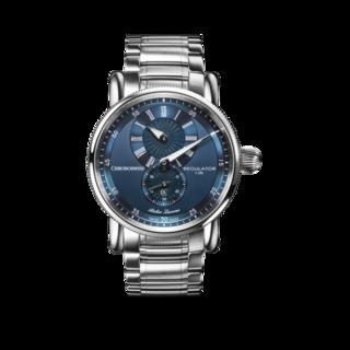 Chronoswiss Armbanduhr Regulator Classic CH-8773-BL/S0-2