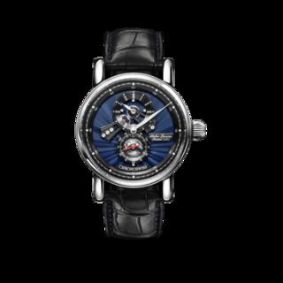 Chronoswiss Armbanduhr Flying Regulator Open Gear Anniversary Edition CH-8753-BLBK/11-2