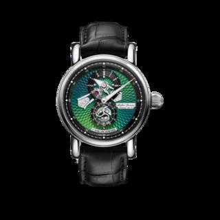 Chronoswiss Armbanduhr Flying Regulator Open Gear Limited Edition CH-8753-GREBK/11-2