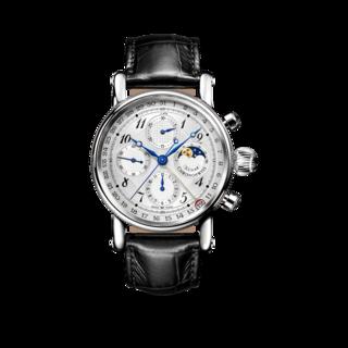 Chronoswiss Armbanduhr Sirius Lunar Chronograph 41mm CH-7543L/11-1