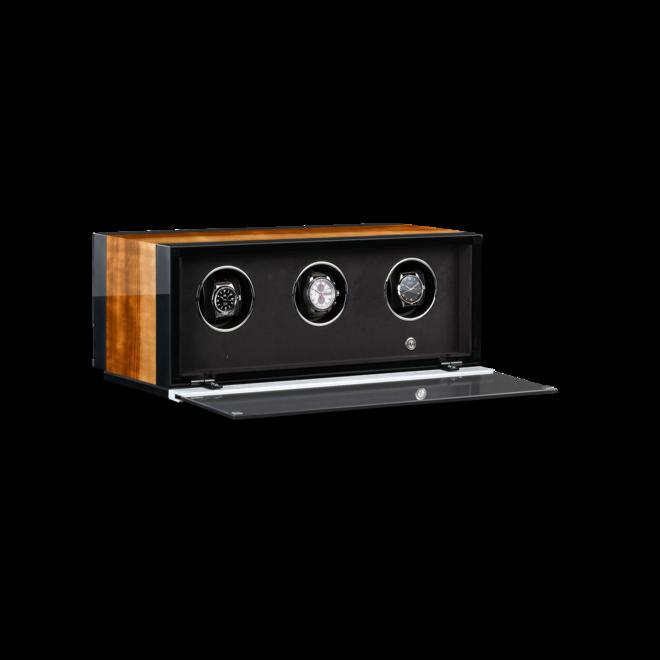 Uhrenbeweger Chronovision Ambiance III aus Ebenholz und Kunststoff bei Brogle