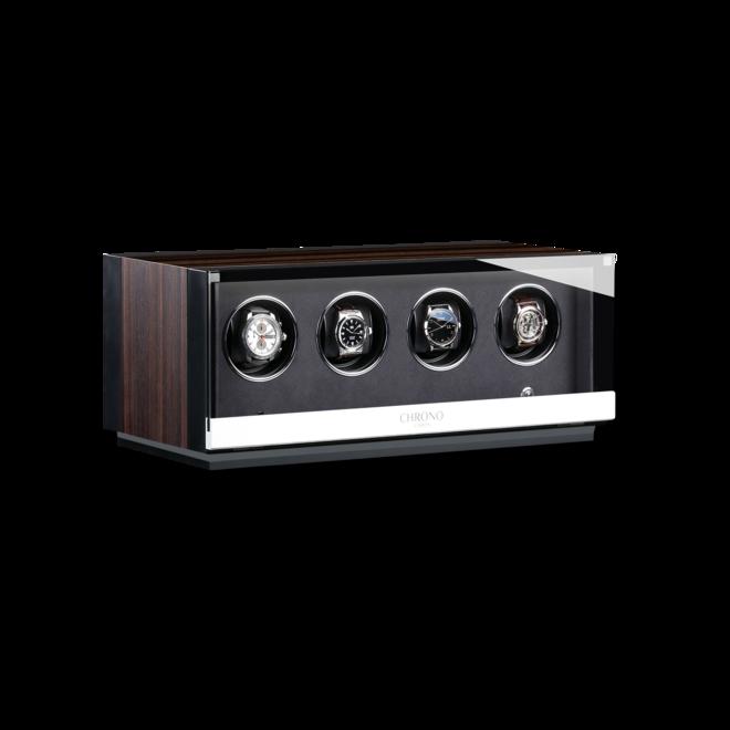 Uhrenbeweger Chronovision Ambiance IV aus Ebenholz und Kunststoff bei Brogle