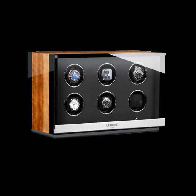Uhrenbeweger Chronovision Ambiance VI aus Ebenholz und Kunststoff bei Brogle
