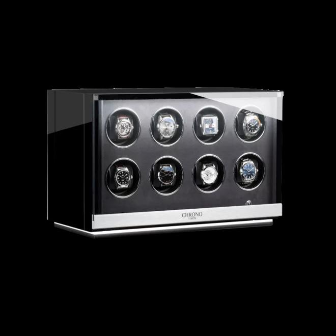 Uhrenbeweger Chronovision Ambiance VIII aus Holz/MDF, Aluminium und Carbon bei Brogle