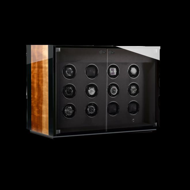 Uhrenbeweger Chronovision Ambiance XII aus Kunststoff und Ebenholz bei Brogle