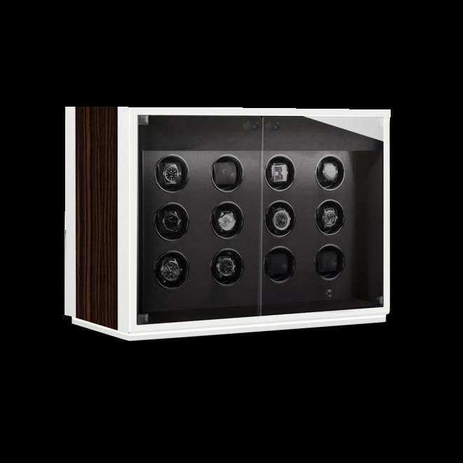 Uhrenbeweger Chronovision Ambiance XII aus Ebenholz und Kunststoff bei Brogle