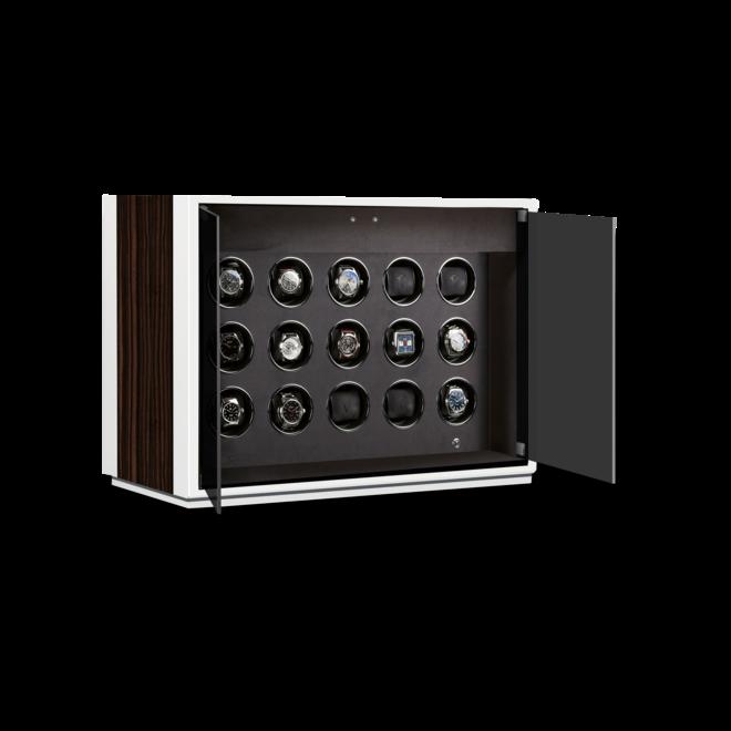 Uhrenbeweger Chronovision Ambiance XV aus Ebenholz und Kunststoff bei Brogle