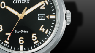 Citizen Basic Quarz 42mm
