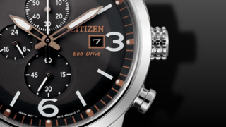 Citizen Basic Quarz Chronograph 43mm