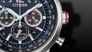 Citizen Basic Quarz Chronograph 44mm
