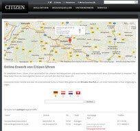 Citizen Konzession Screenshot