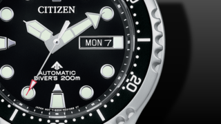 Citizen Promaster Automatic Day Date 44mm