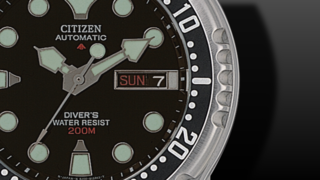 Citizen Promaster Marine Automatic