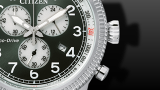 Citizen Quarz Chronograph 43mm