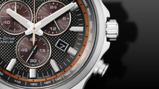 Citizen Super Titanium Chrono