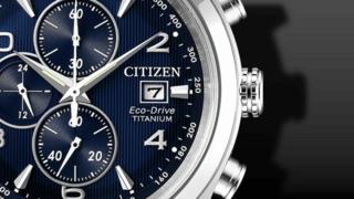 Citizen Super Titanium Chrono