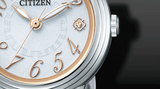 Citizen Super Titanium Damen