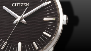 Citizen Super Titanium Herren AQ60