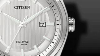 Citizen Super Titanium Herren
