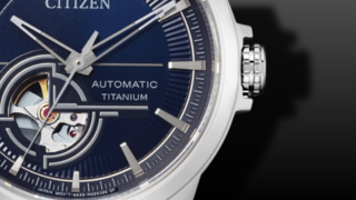 Citizen Super Titanium Open Heart 41mm