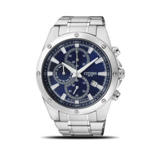 Citizen Herrenuhr Basic Chrono AN3530-52L